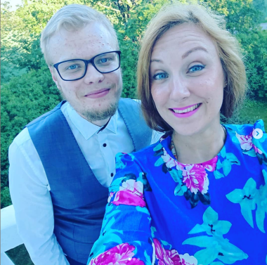 Viljami Sainio ja Tina Salminen, Lieto häät, 15.6.2019, duo