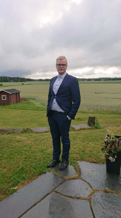 Viljami Sainio, Ilmaristen matkailutila 4.7.2020